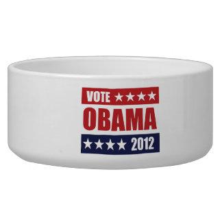 VOTE OBAMA 2012 SIGN -.png Pet Bowls