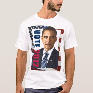 Vote Obama 2012 T-Shirt