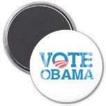 VOTE OBAMA 2012 - Vintage.png Refrigerator Magnet