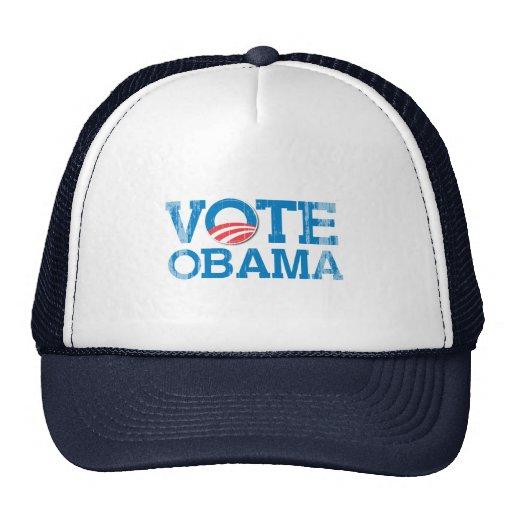 VOTE OBAMA 2012 - Vintage.png Trucker Hat