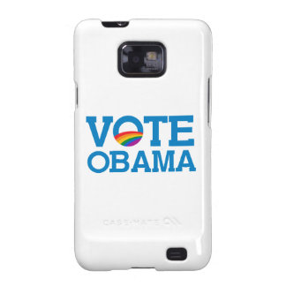 VOTE OBAMA GALAXY SII COVERS
