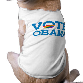 VOTE OBAMA DOG CLOTHES