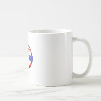 Vote Obama in 2012. Create the future Coffee Mug