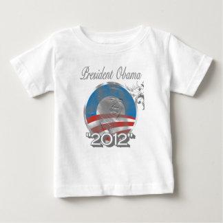 vote obama logo - image - 2012 infant t-shirt