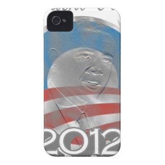 vote obama logo - image - 2012 iPhone 4 case
