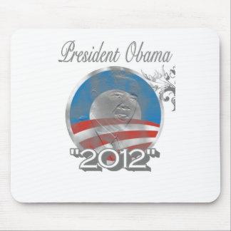 vote obama logo - image - 2012 mouse pad