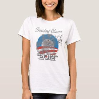 vote obama logo - image - 2012 T-Shirt