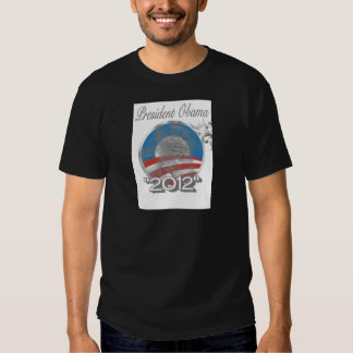 vote obama logo - image - 2012 t shirt