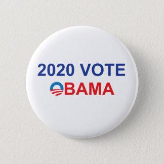 Vote Obama Pinback Button
