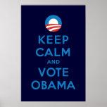 Vote Obama Posters