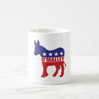 Vote Omalley Democrat Coffee Mug