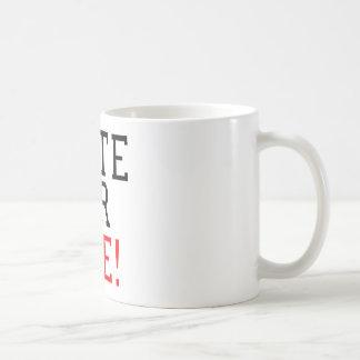 Vote or Die! Coffee Mug