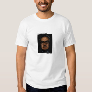 Vote Out! Barney Frank, Tee Shirt