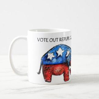 Vote Out Republicans Mug