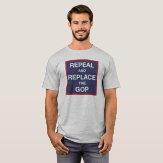 Vote out the GOP! Resist! T-Shirt