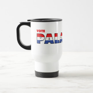 Vote Paladino 2010 Elections Red White and Blue Mugs