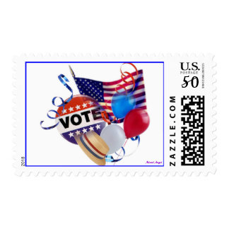 Vote Party Postage