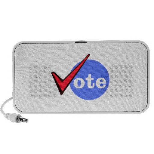 Vote PC Speakers