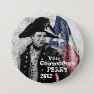 Vote Perry 2012 Button