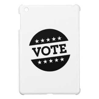 Vote Pictogram iPad Mini Case