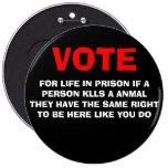 VOTE, POR VIDA EN LA PRISIÓN SI UNA PERSONA KLLS U PIN