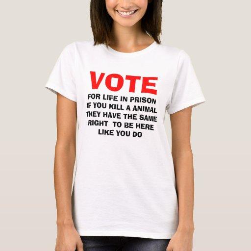 VOTE, POR VIDA EN LA PRISIÓN SI USTED MATA A UN PLAYERA