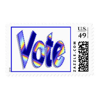 Vote Postage