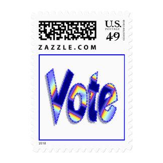 Vote Stamp