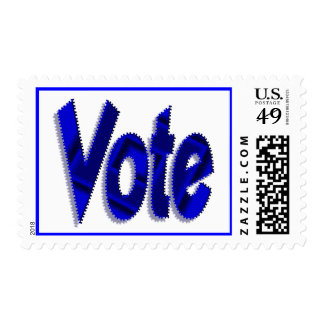 Vote Postage Stamps