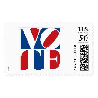 VOTE Postage Stamp