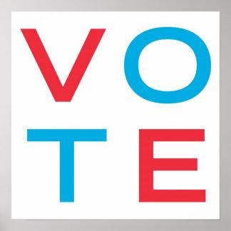 vote poster