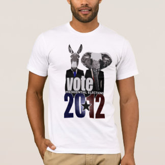 Vote Presidential Elections 2012 T-Shirt
