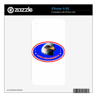VOTE PROGRESSIVE SKINS FOR THE iPhone 4S