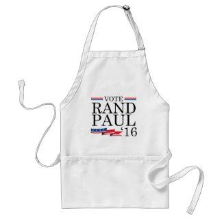 Vote Rand Paul 2016 Adult Apron