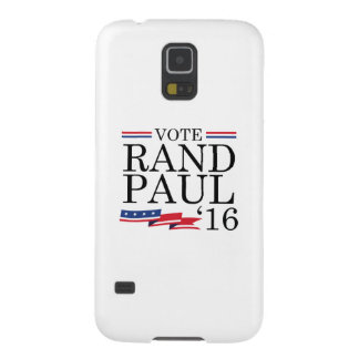 Vote Rand Paul 2016 Case For Galaxy S5