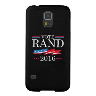 Vote Rand Paul 2016 Galaxy S5 Case