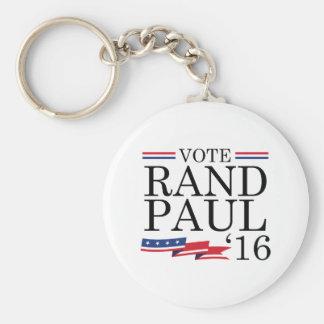Vote Rand Paul 2016 Keychain