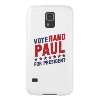 Vote Rand Paul Case For Galaxy S5