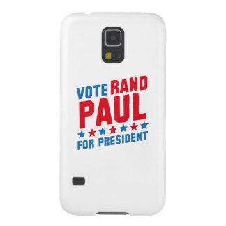 Vote Rand Paul Galaxy S5 Case
