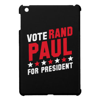 Vote Rand Paul iPad Mini Case