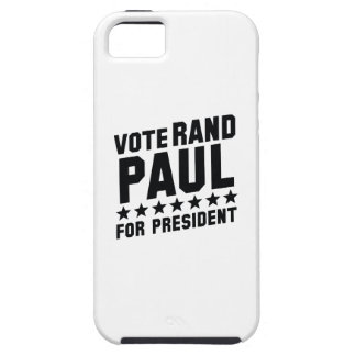 Vote Rand Paul iPhone SE/5/5s Case