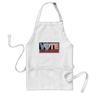 Vote Republican Apron
