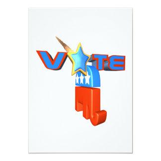 Vote Republican Card