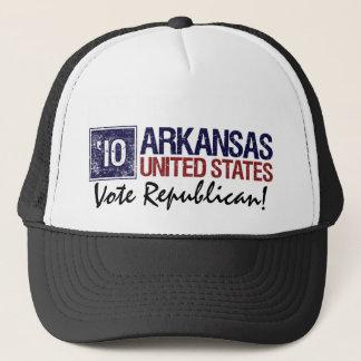 Vote Republican in 2010 – Vintage Arkansas Trucker Hat