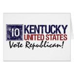 Vote Republican in 2010 – Vintage Kentucky Cards