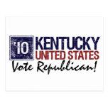 Vote Republican in 2010 – Vintage Kentucky Post Cards