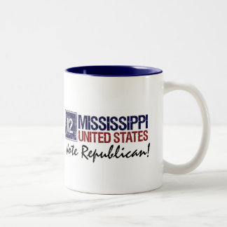 Vote Republican in 2012 – Vintage Mississippi Mugs
