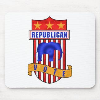 Vote Republican Mousepad