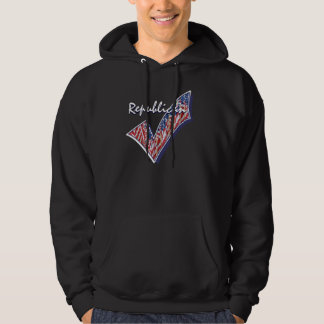 Vote Republican party President CUSTOMIZE Hoodie