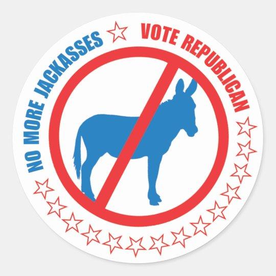 vote republican sticker